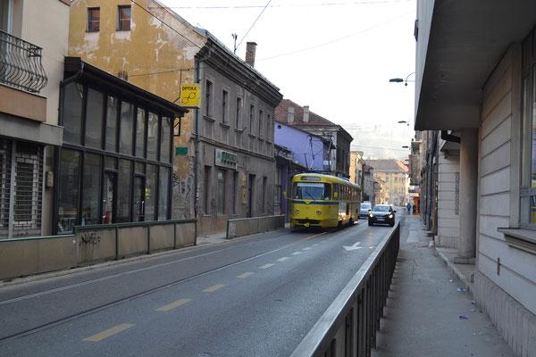Mula Mustafe Bašeskije Straße