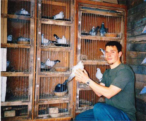 Der erste und selbstgebaute Schlag 1997 (the first selfmade loftv 1997)