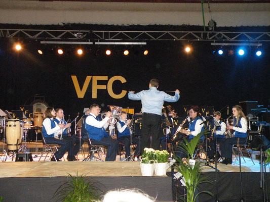 B-orkest o.l.v. Jeffry Wiesnekker