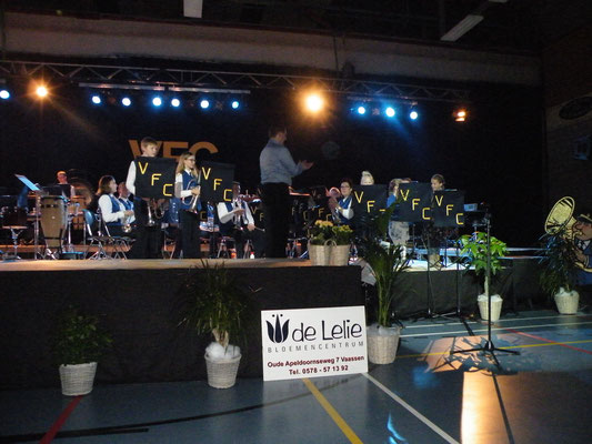 B-orkest solo Elias en Nadja