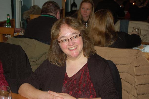 Unsere Gründungschorleiterin, Charlotte Hake
