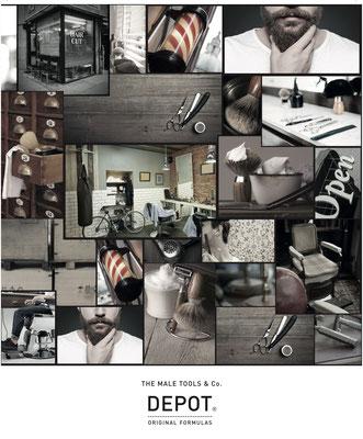 Afbeelding Depot brochure voorpagina