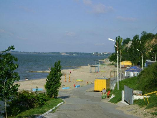 таганрог пляж фото