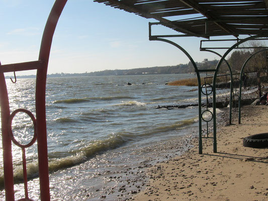 фотографии Приморского пляжа Таганрог