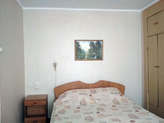 однокомнатная квартира у моря и парка в Таганроге