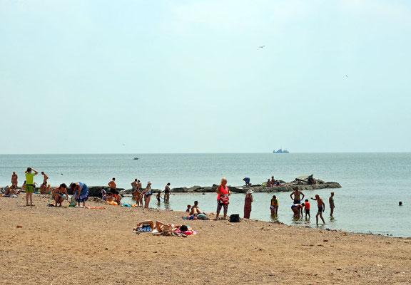 фотографии пляжей таганрога