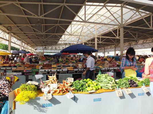 центральный рынок Таганрога