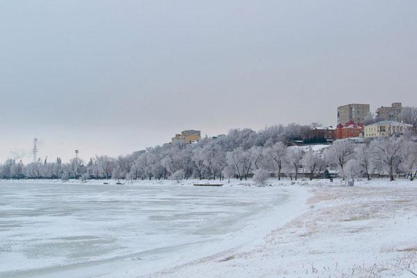 зимний отдых в Таганроге