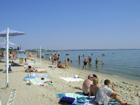 Елисеевский пляж фото