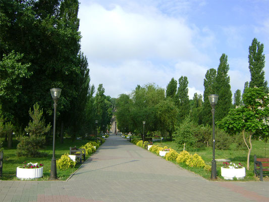 Пушкинская набережная, Таганрог