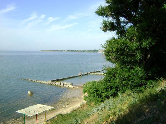 Приморский пляж Таганрог