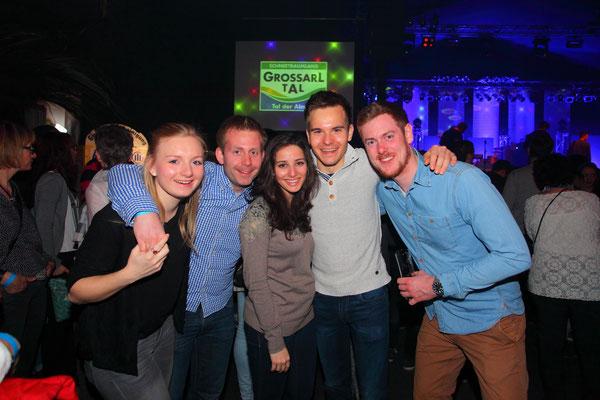 Ladyskiwoche Grossarltal 2016