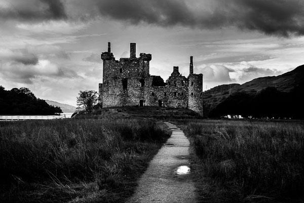Schottland - Kilchurn Castle - 2017
