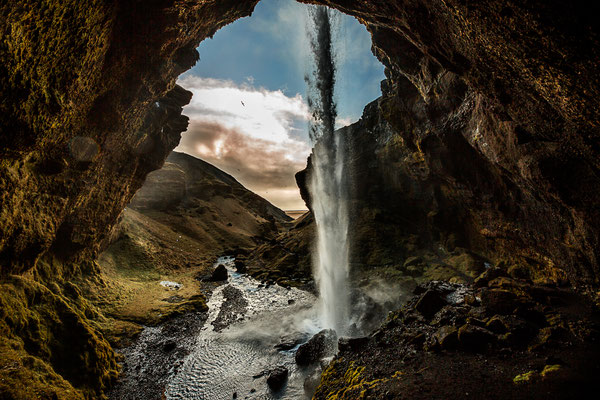 Island - Kvernufoss - 2019