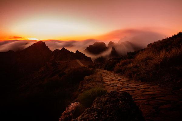 5 - Madeira - Pico do Arieiro - 2018