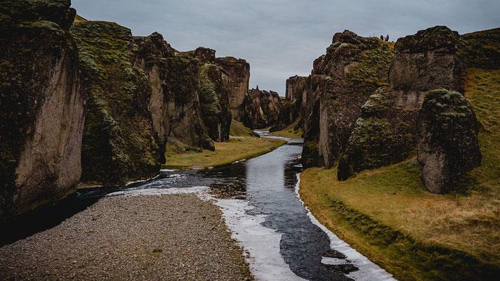 Island - Fjaðrárgljúfur - 2019