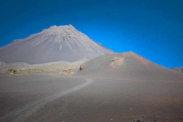 Der Pico de Fogo (2750m)