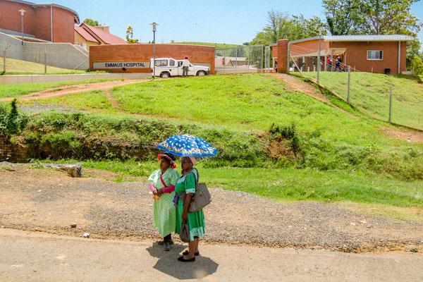 Busfoto - Auf dem Weg in die Drakensberge - P3010946
