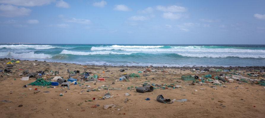 Wo kommt blos all dieser Plastik Müll her?