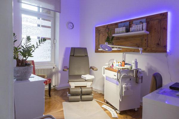 Businessfotos im Odenwald - Fotografie für Unternehmen - Kosmetikstudio Podologe