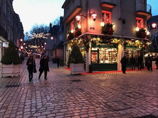 Blois Lyres d'hiver 2017, Appart' Louis XII