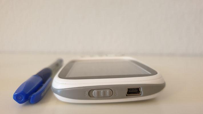 GHB Babyphone - flach wie ein Smartphone