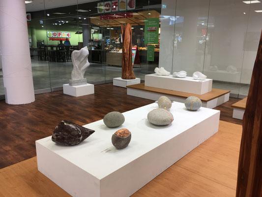 """2017 Gemeinschaftsausstellung """"Galerie auf Zeit"""" im Gänsbühlcenter in Ravensburg"""