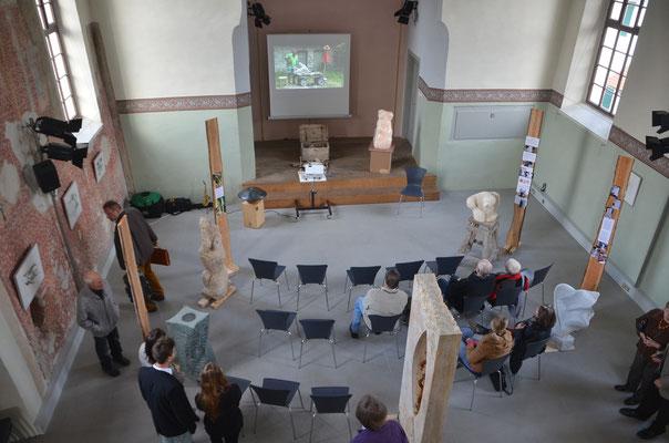 2014 Alte Kirche in Mochenwangen