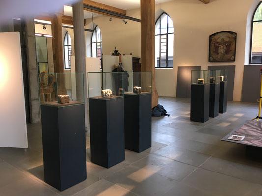 """2019 Jurierte Ausstellung """"Crossing the roads"""" Heilig Geist Spital, Ravensburg"""