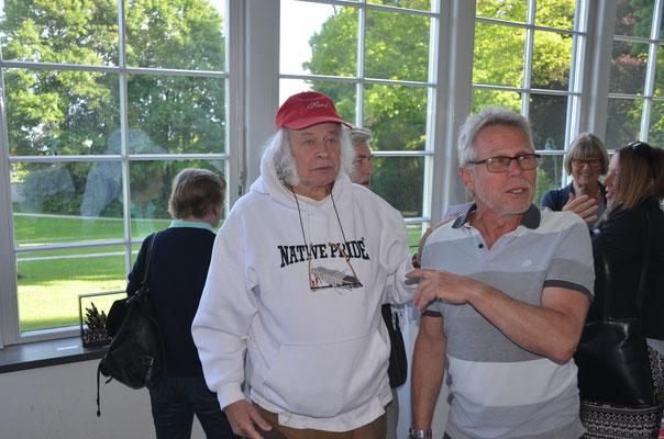 www.kunstarsenal-ravensburg.de  - mit Horst Egger aus Eriswil, CH
