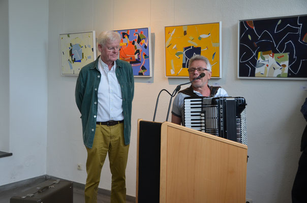 www.kunstarsenal-ravensburg.de -  mit Sigi Harder