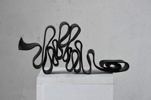 2016 Dr. Dietmar Hawran - www.kunstarsenal-ravensburg.de - Schmiedekunst - ca. 20 - 30 cm