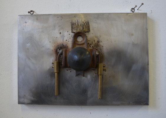 Erlkönig, 20 x 30 cm, 1993