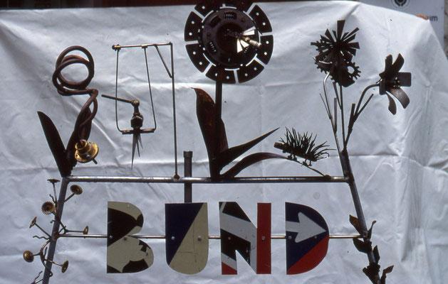 ANK Fahrradständer BUND Ravensburg 1992