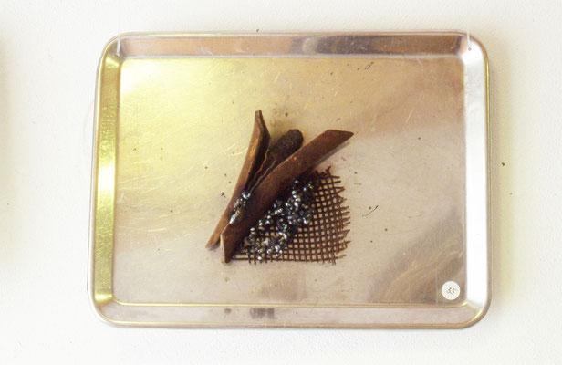 Menue surprise: 20 x 30 cm,  frittierter Maiskolben - 1993