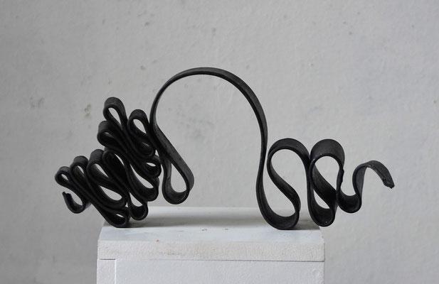 2016 Dr. Dietmar Hawran - www.kunstarsenal-ravensburg.de - Schmiedekunst - ca. 20 x 30 cm