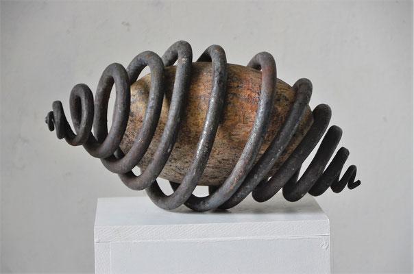 2016 Dr. Dietmar Hawran - www.kunstarsenal-ravensburg.de - Schmiedekunst - ca. 30 x 20 cm