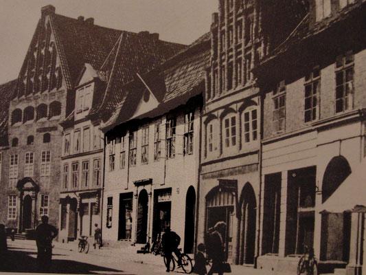 Timper&Rohlmann,An der Münze 5, das helle Haus i.d.Mitte