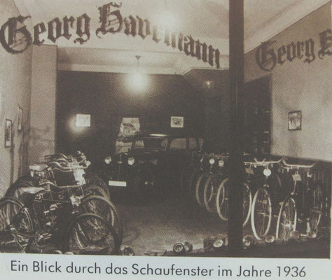 Havemanns Schaufenster 1936