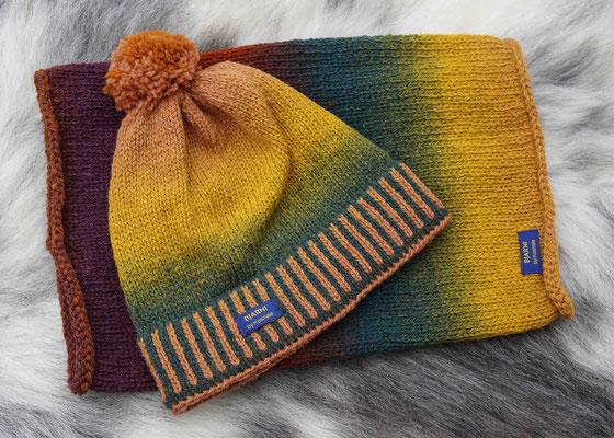Mütze wollmütze Bjarno Kosmale nordische wolle