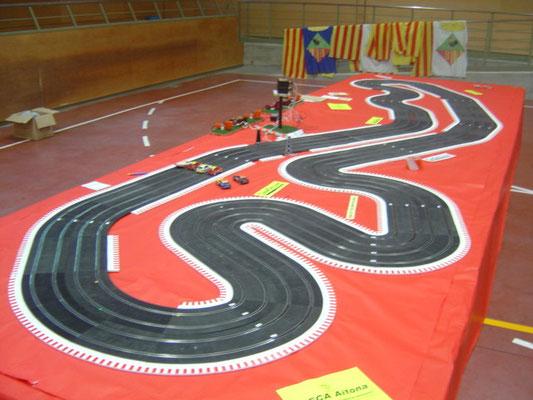 Montecarlo Daytona.Cat Ninco Aitona
