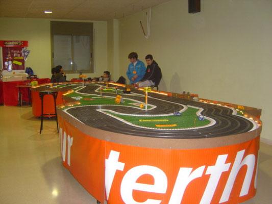 Catalunya Daytona.Cat Ninco Aitona