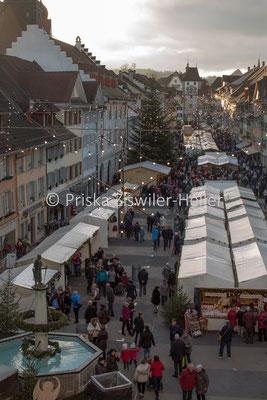 Weihnachtsmarkt Willisau, Christkindlimärt Willisau, Willisau, Weihnachtsmarkt