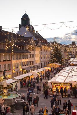 Weihnachtsmarkt Willisau, Weihnachtsmarkt, Willisau, Christkindli Märt Willisau, Christkindlimärt