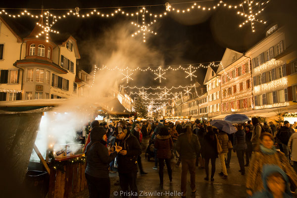 Christkindli Märt Willisau, Weihnachtskmarkt, Willisau, Christkindlimärt, 2018