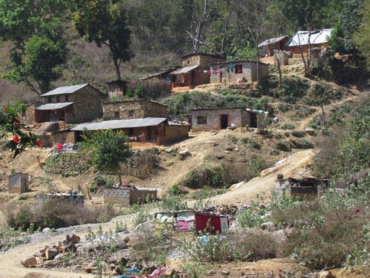 Dorf Malekhu