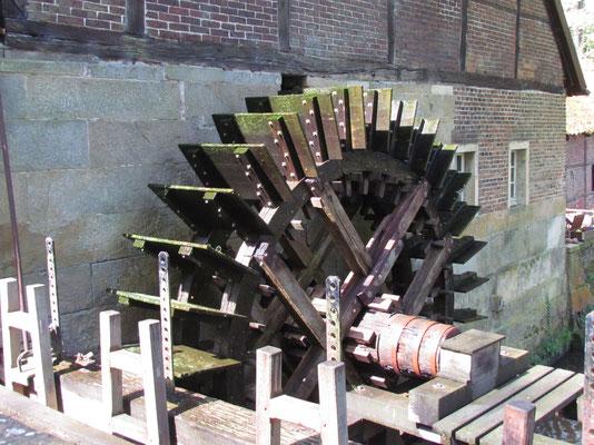 und Wassermühle