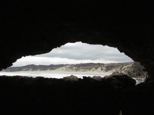 Klipgat Höhle