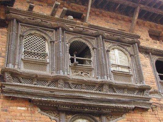 ein schöner Balkon