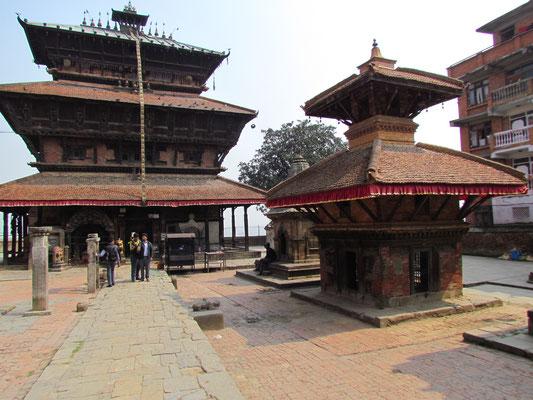 Bagh-Bhairab-Tempel